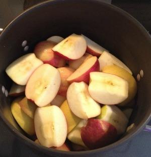homemade applesauce 3