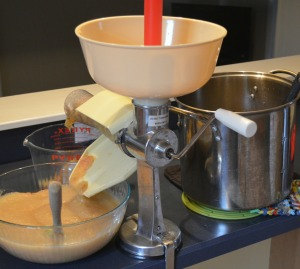homemade applesauce 6