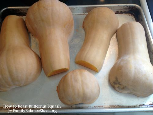 How to Roast Butternut Squash 1