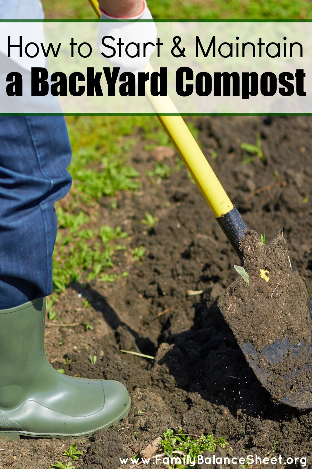 How To Start A Compost Bin In Your Backyard 28 Images How To Start A Compost Pile For Your