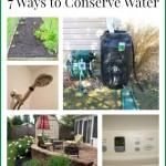 7 Tips to Conserve Water and Save Money