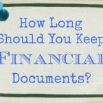 Organize Your Financial Documents   31 Days to Organize Your Finances