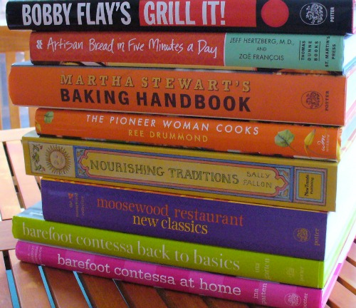9 Cookbooks for Foodies