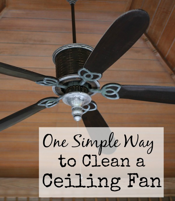 How to clean a ceiling fan family balance sheet how to clean a ceiling fan aloadofball Image collections