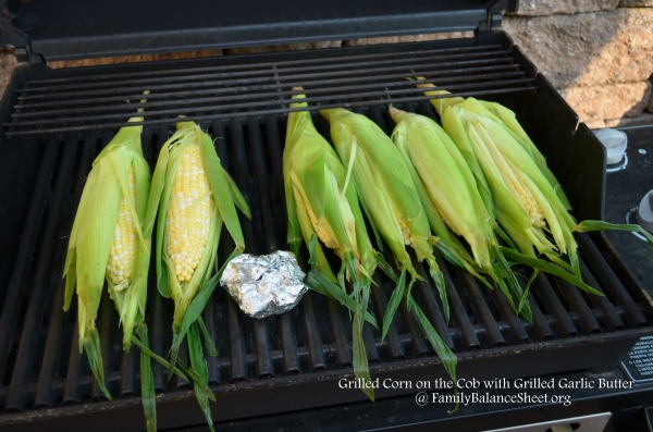 Grilled Corn on the Cob 3