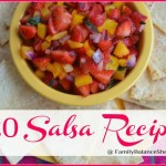 20 Salsa Recipes