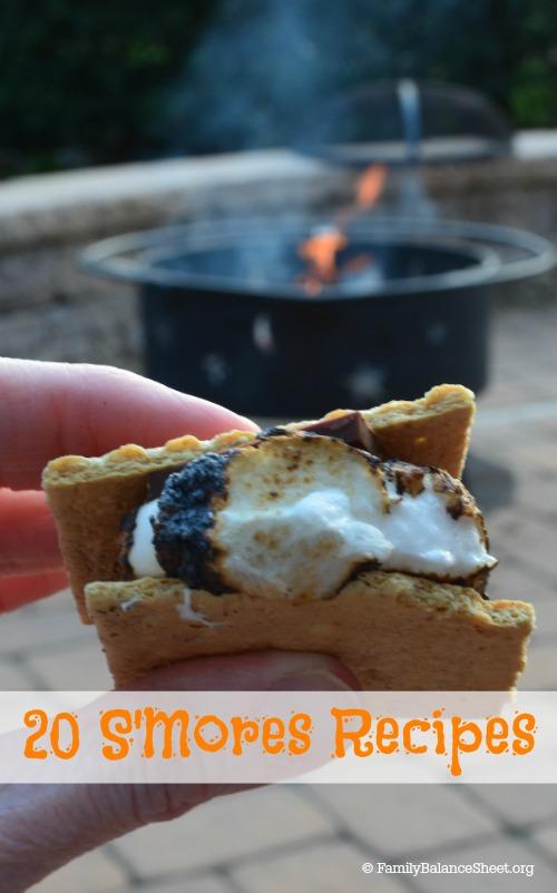 20 S'mores Recipes