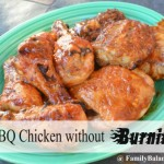 How to Grill BBQ Chicken Without Burning It