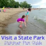 Visit a State Park   Summer Fun Guide