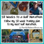 Training Update | Weeks 5 & 6 of 10 Weeks to a Half Marathon