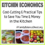 Reduce Your Grocery Spending Without Sacrificing Quality | 31 Days to Find $1000