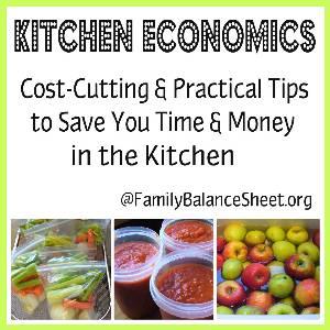 Kitchen Economics 1
