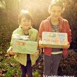 Kids & Giving Generously