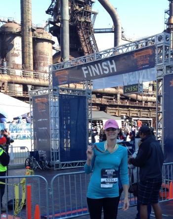 Runners World Half Marathon 4