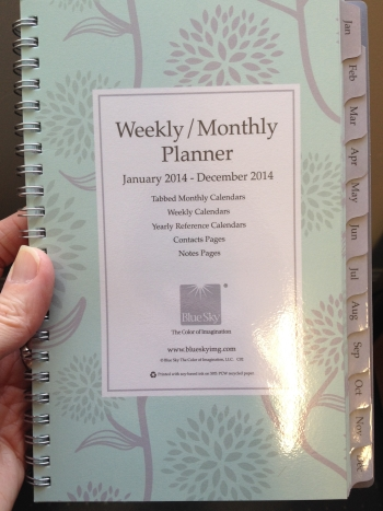 monthly weekly planner 3