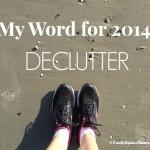 Declutter Update #1