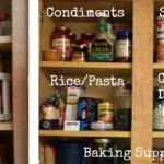 5 Easy Steps to an Organized Pantry
