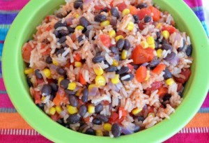 Fiesta Black Beans & Rice 2