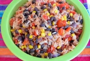 Fiesta Black Beans & Rice 2