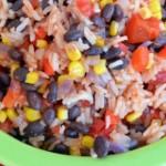 Fiesta Black Beans & Rice