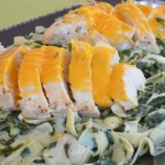 Spinach & Artichoke Chicken with Knorr Italian Sides Pasta | Sponsored Post