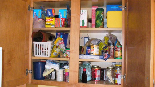 organize your pantry 1
