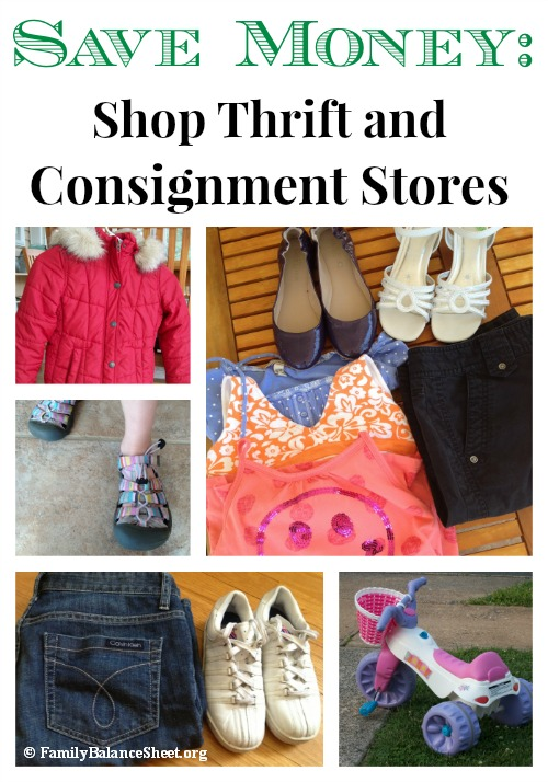 Save Money Shop Thrift & Consignment stores