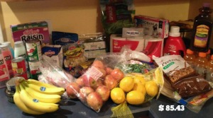 March Groceries 4