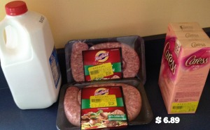 March Groceries 6
