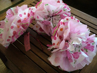 tissue paper flowers 8