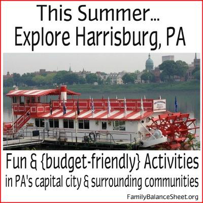 Explore Harrisburg PA