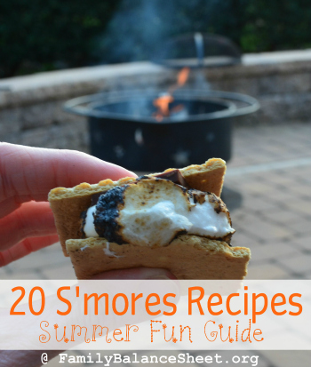 20 S'mores Recipes 350