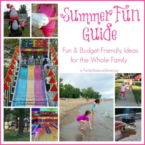 Summer Fun Guide