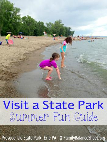 Visit a State Park 350