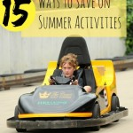 15 Ways to Save on Summer Activities