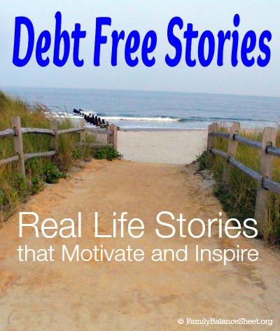 Debt Free Stories