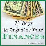 Take a Household Inventory and Plan for Replacements | 31 Days to Organize Your Finances