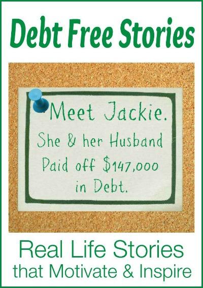 Debt Free Stories Meet Jackie