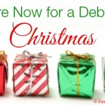 Prepare Now for a Debt Free Christmas