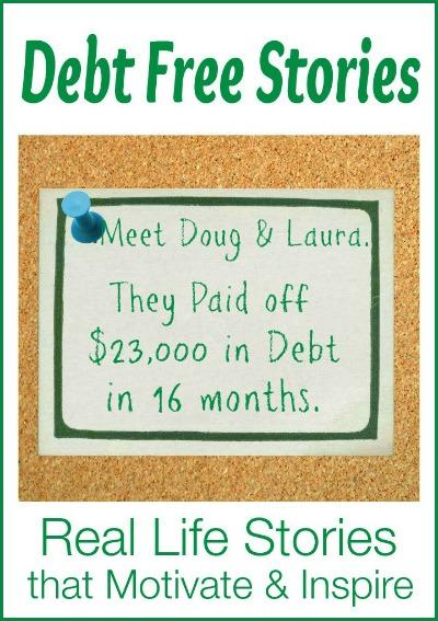 Debt Free Stories Meet Doug & Laura