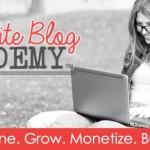 Enrollment for Elite Blog Academy