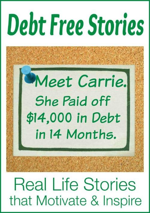 Meet Carrie.