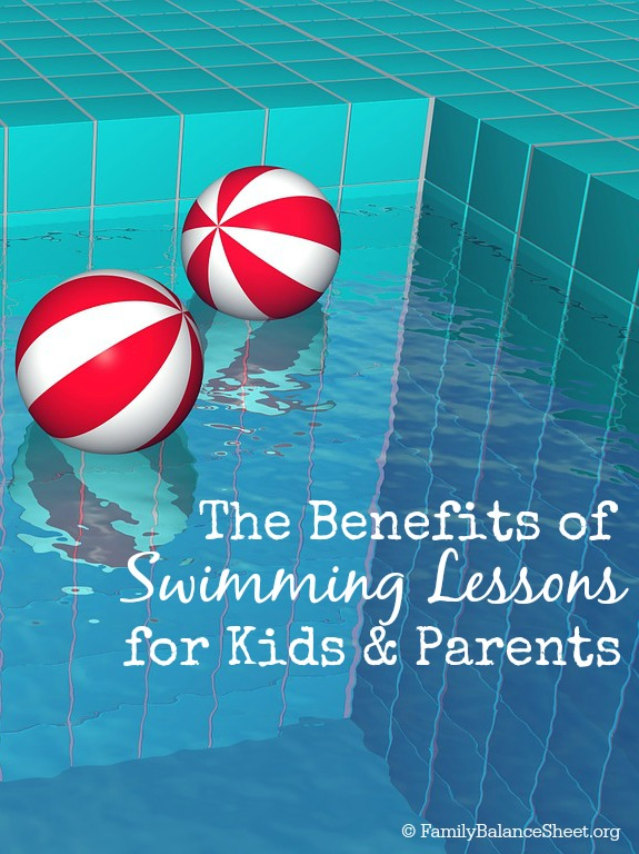 Benefits of Swimming lessons for kids & parents