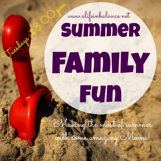 Summer Family Fun Linky Party 650