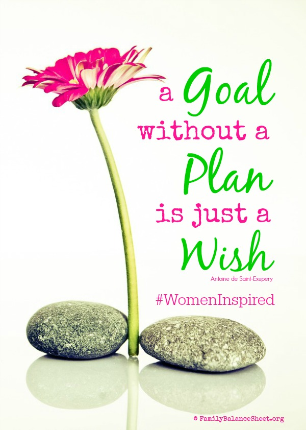 Charmant A Goal Without A Plan Is Just A Wish