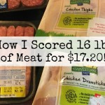 How I Scored 16 lbs. of Meat for Just $17.20