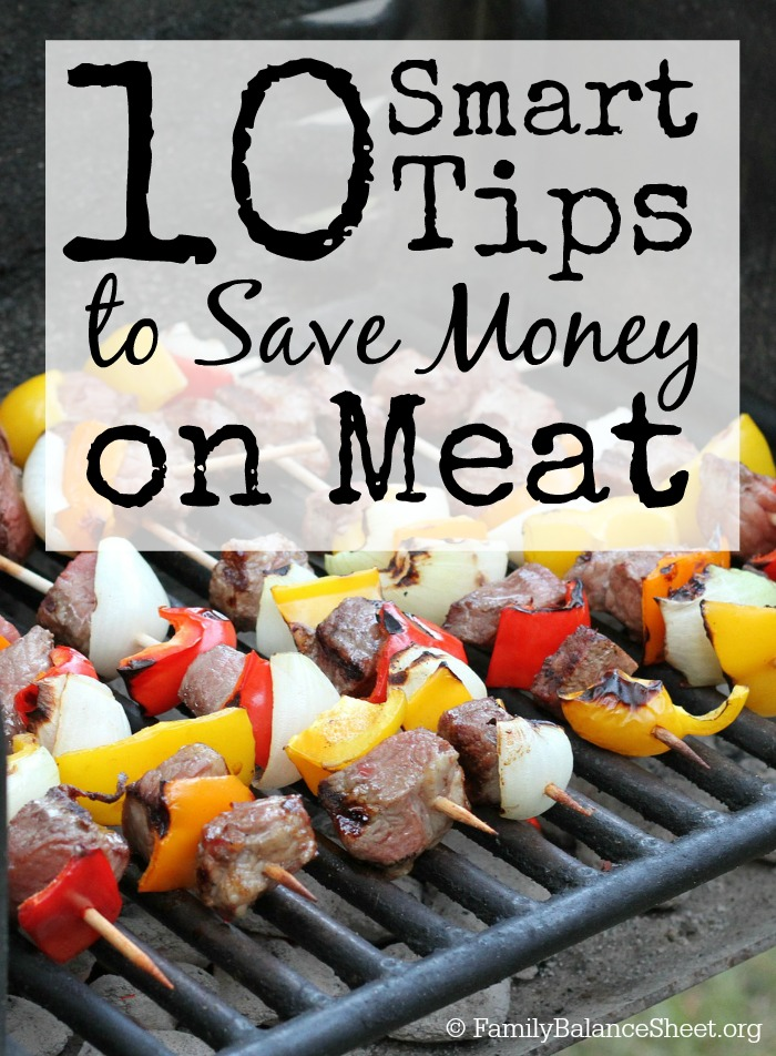 10 Smart Tips to Save Money on Meat