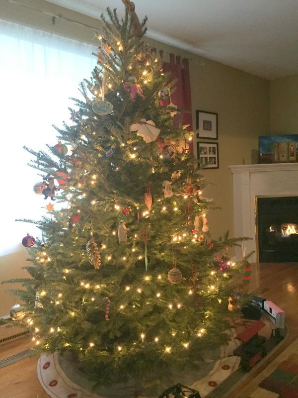 2015 tree