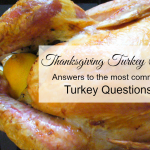 Thanksgiving Turkey Tips: Answers to the Most Common Turkey Questions