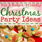 10 Fun & Budget-Friendly Christmas Party Ideas